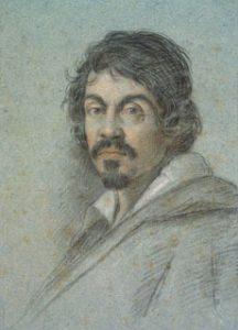 Ottavio Leoni - Ritratto di Caravaggio