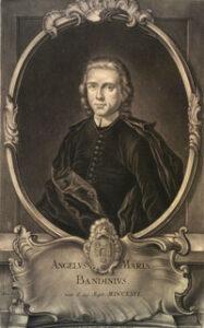 Johann Philipp Haid, Ritratto di A.M. Bandini, sec. XVIII